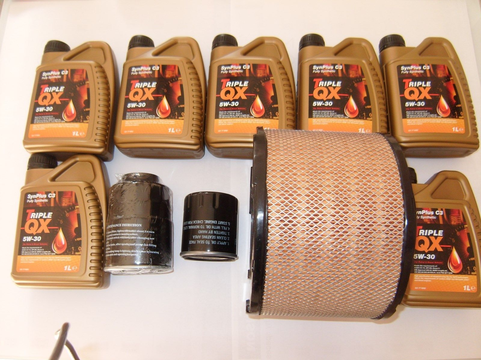 hight resolution of home service items service kits