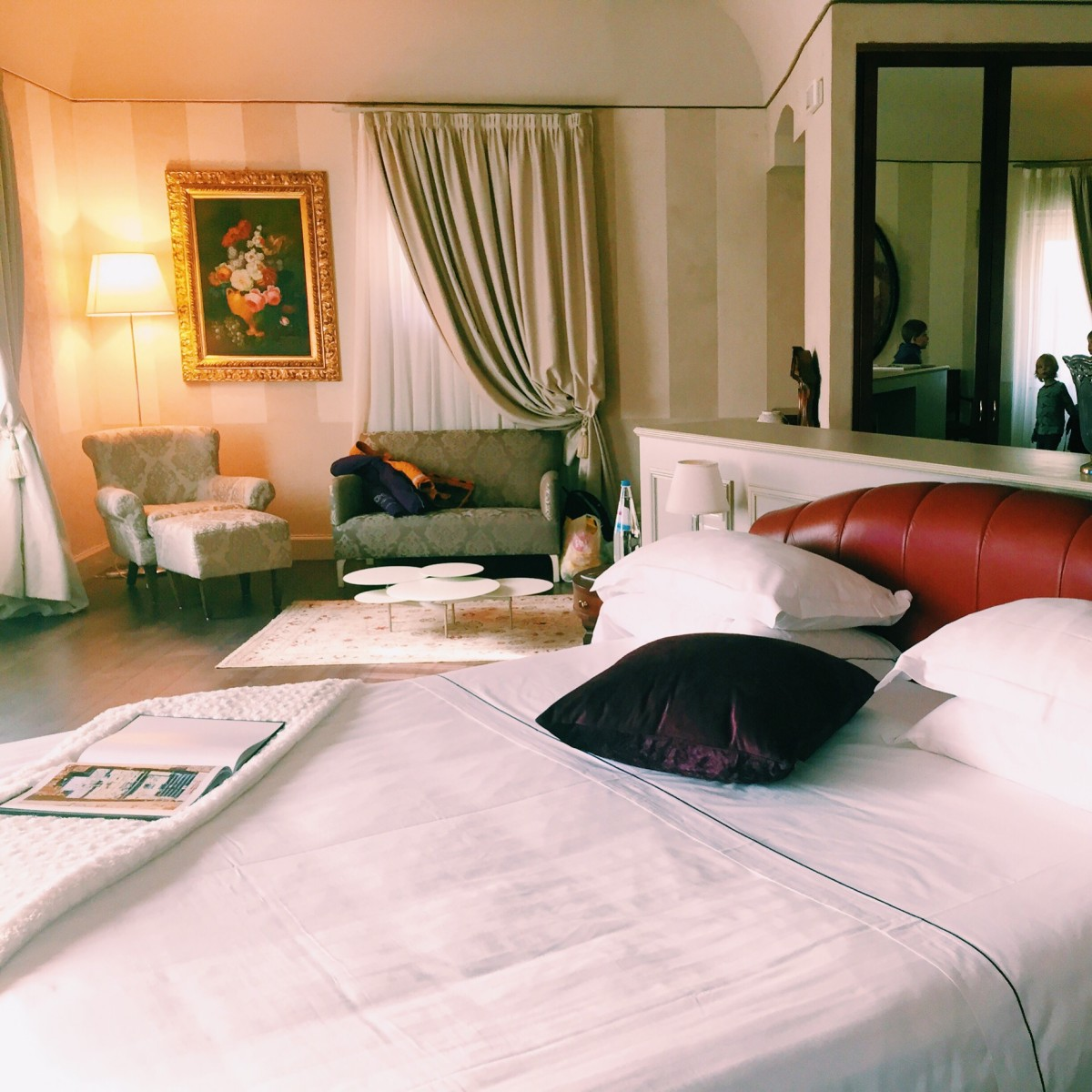 A luxury family stay in the heart Veronas old town - Palazzo ...