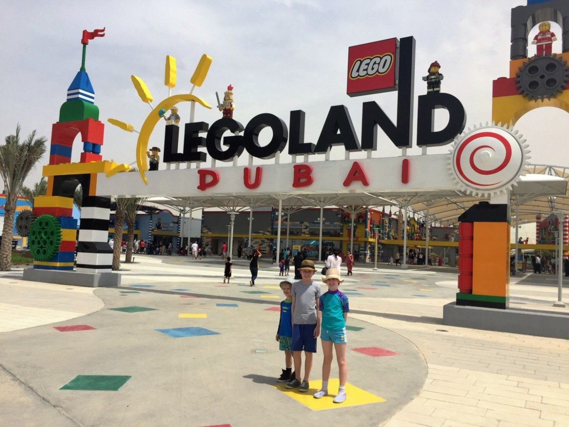 Legoland Dubai - our review, Sunny, happy days and top tips