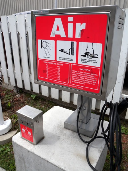 Neighborhoodness: Reasons Air should Still be Free at Every Gas Station (4/4)