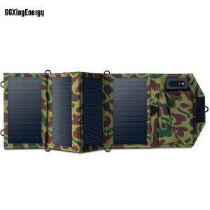 GGXingEnergy 8W Portable Solar Charger for Mobile Phone
