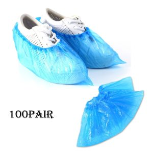 New Disposable 100 Pack Shoe Covers Hygienic Boot