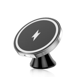 15W Wireless Charger Car Mount For Air Vent Mount Car Phone Holder For IPhone 12 Fast Wireless Charging Charger
