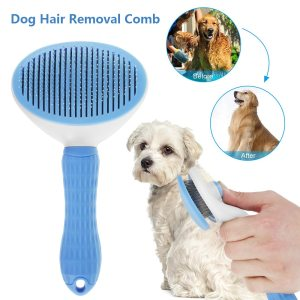 Dog Hair Removal Comb Grooming Cats