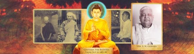 S N Goenka | Global Vipassana Meditation l Buddha