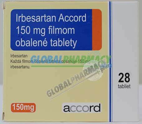 Avapro (Irbesartan) - 150mg 100 Tabs - GPP