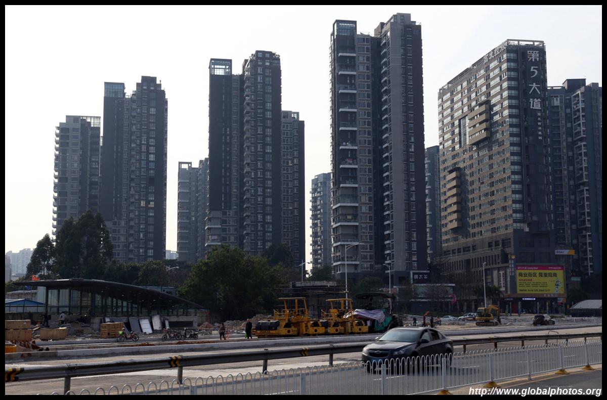 Shenzhen Qianhai Bay Photo Gallery