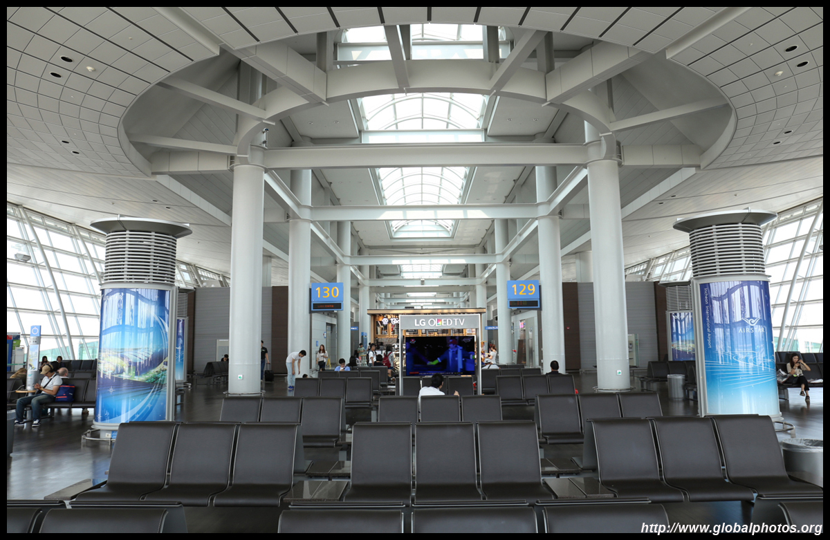 Flight Report : Seoul Incheon - Hong Kong