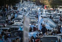 Anti Government Protests Rocking Argentina