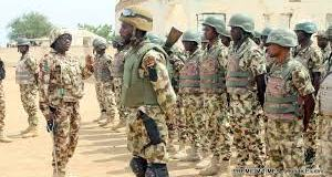 Army Officer Says No Governor Orders The Military Amid Enugu EndSARS Stray Bullet