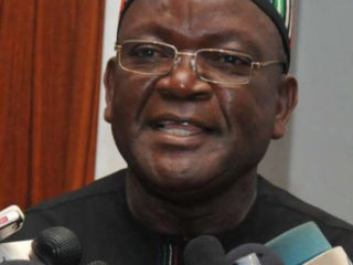 Benue State Governor Samuel Ortom Gives Condition To Forgive Oshiomhole