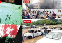 Black Tuesday-49 Killed As EndSARS Protests Turn Bloody Across Nigeria