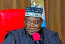 Chairman of the Northern Governors Forum and Plateau state governor Simon Lalong Rejects Ending Of SARS