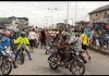 Video Of Gunshots Raining In Osogbo As Police Clash With ENDSARS Protesters