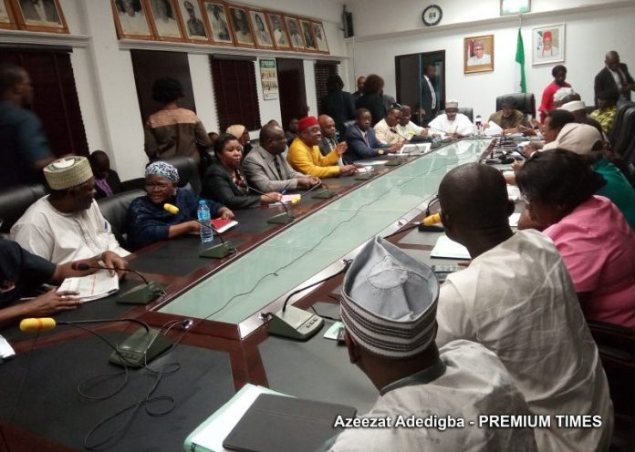 FG And ASUU Meeting Inconclusive And Has Been Adjourned