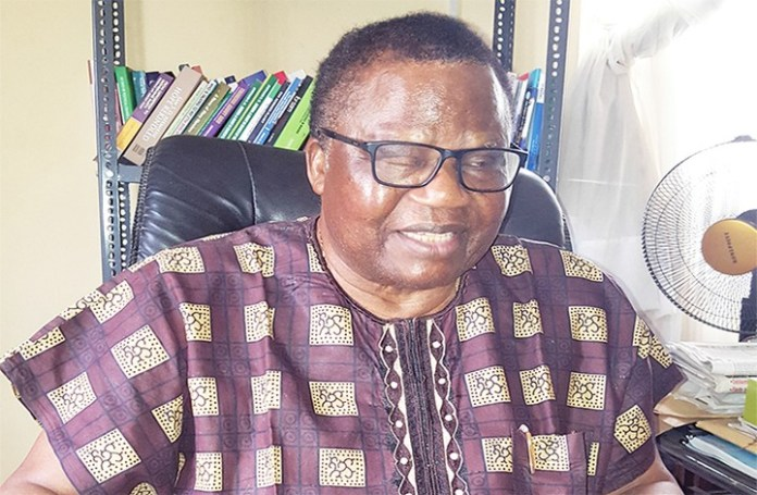 Former Minister Of Information Tony Momoh Tells Buhari To Listen To Demands Of #EndSARS Protesters