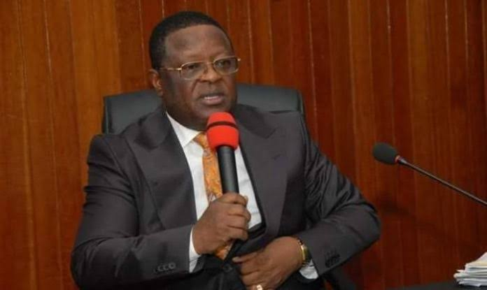 Governor David Umahi of Ebonyi State Says All Facilities Destroyed During Riots Won't Be Rebuilt By My Administration