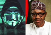 Hackers Reveals President Muhammadu Buhari Engages In Sodomy And Gave President a 72 hour ultimatum to make peace with the EndSARS protesters