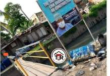 Photo Of Desmond Elliot Constituency Bridge