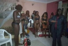 Police Invades Sex Party In Kampala Uganda And Arrest 21 Persons