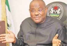 Rivers State Governor Nyesom Wike Says SARS Operatives Made River State Ungovernable