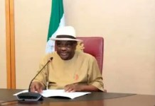 Rivers State Governor Nyesom Wike Signs Executive Order Proscribing IPOB And Lifts Curfew