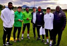 The Former Super Eagles Captain Joseph Yobo Officially Resumes Duty As New Super Eagles Assistant Coach