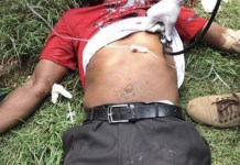 Video Of End SARS Protester Killed In Surulere Lagos
