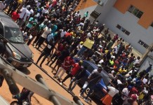 Video Of Kaduna Residents Joining The ENDSARS Protest