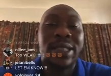 Video Of One Of Fela Kuti's Son Seun Kuti Saying Our Demands Are Too Weak