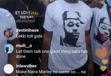 Video Of bbnaija Prince, Falz And Runtown Joins EndSARS Protest In Lekki Lagos State