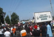 Youths Protest In Front Of Kwara Government House, Ilorin-ENDSARS