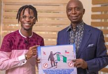 bbnaija 2020 Winner Laycon Supports Ned Nwoko's Malaria Eradication Project