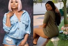 Actress Uche Ogbodo slams colleague Inem Peter - From the mouth of a full blown lesbian