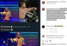 Controversial U.S based Nigerian Rapper Speed Darlington Calls Out Paul Okoye For copying His Outfit
