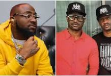 Davido Tweets Hours After Paul Okoye Tackled Him