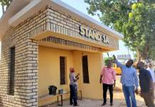 Enugu State Government Gets Modern Bus Shelters To Replace The Previous Ones Damaged By Hoodlums