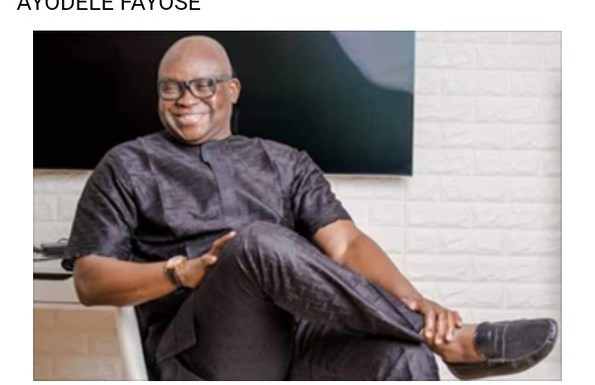 Former Governor of Ekiti State Fayose Celebrates His 60th Birthday With Stunning Pictures