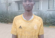 Kano State Police Arrests Man Habibu Sale Who Kidnaped And Killed Neighbor' 8 year old Niece In Kano After Taking N500K Ransom