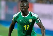 Liverpool Forward Sadio Mane's Goal Helps Senegal Become First Country To Qualify For AFCON Finals