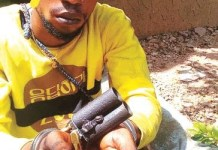 Man Flees After Dumping Sack Of Ammunition Along The Road Upon Sighting A Team Of Policemen In Anambra State