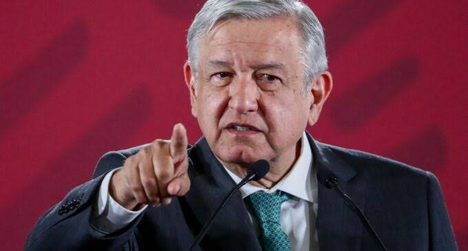 Mexican President Andres Manuel Lopez Obrador says it is too early to congratulate Joe Biden, president-elect of the United States