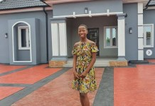 Nigerian Popular kid Comedienne Emmanuella Samuel Builds A House For Her Mother-See Photos