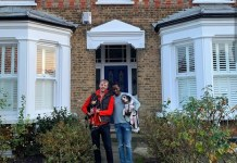 Nigerian gay rights activist Bisi Alimi and husband get 2nd London home