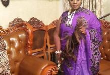 Nollywood actress Rita Edochie Says Trump's Victory Would Be For All Christians