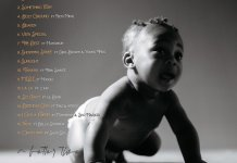 Singer Davido unveiled his son Ifeanyi on his A Better Time album cover