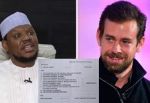 Twitter CEO Jack Must Pay – Adamu Garba Says