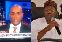 Video Of CNN Telling Lai Mohammed - You Didn't Provide Any Evidence