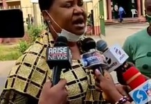 Video Of Eromosele Adene's Mother Saying Protest Is A Fundamental Human Right And They Must Free My Son
