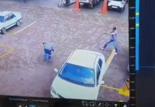 Video of Marabastaad taxi chairman shot dead in south africa in broad day light